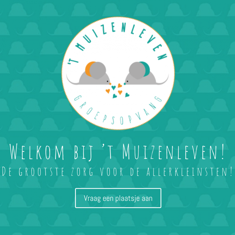 Muizenleven – website
