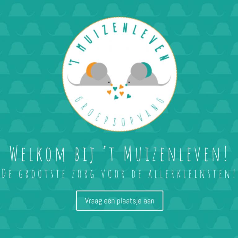 Muizenleven – website